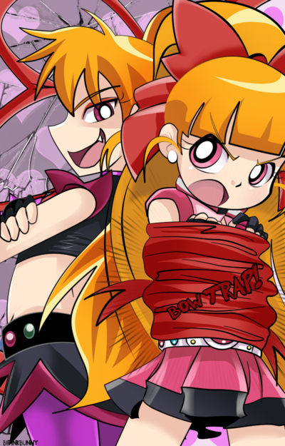 My other self blossom and berserk z by bipinkbunny-d7lqbyk