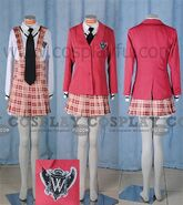 Seychelles-Costume-(with-Coat-School-Uniform)-from-Axis-Powers-Hetalia