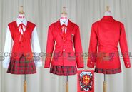 Mahora-Girls-Jr-High-School-Uniform-from-Magister-Negi-Magi