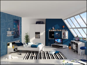 Boomer's Room