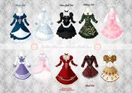 Loli dresses winter collection by neko vi-d356iax