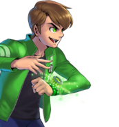 Game overview ben10