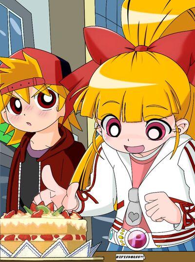 Sweety Momoko by BiPinkBunny