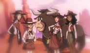 Mystery Gang