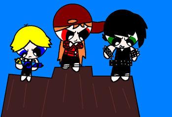 Rowdyrunk boys by thebubblesiscute-d4298nn