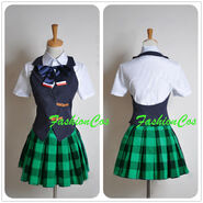 Uta No prince sama female uniform summer