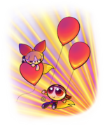 Brick and blossom balloons by jksketchy-d4wadmg