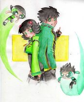 Buttercup and butch by iluvsnake-d3l4ucm