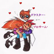 Blossom and Dexter Forever by ShadOBabe