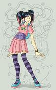Kimiko alt style by cola82-d1t0d7y