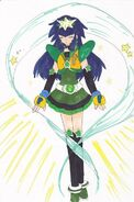 Powered buttercup gaia by turtlehill-d4y9w81