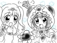 Bubbles and mac by turtlehill-d3gh2by