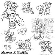 Boomer and bubbles by propimol-d528buw
