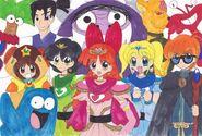 Cartoon party by turtlehill-d424l3f