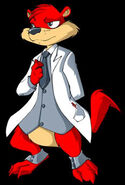Dr Weasel