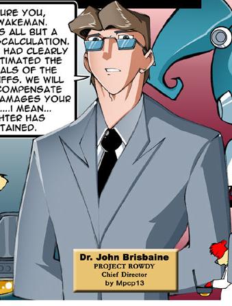 Dr. Brisbaine