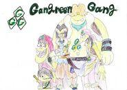 Toonfantasy gangreen gang by turtlehill-d3fotjc