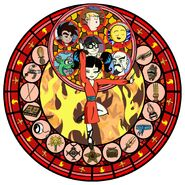 Xiaolin showdown stained glass 1 kimiko by purpleorchid 8863-d60q410