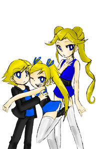 Request brett britney and blair by bleedmanlover-d549slx