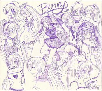 Bunny by sweetxdeidara-d4912te