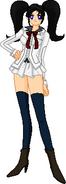 Kimiko School Uniform Cosplay