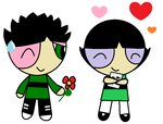 Butch and Buttercup by TDIrocker311