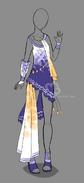 Dress auction 5 closed by nahemii san-d7j3k5o