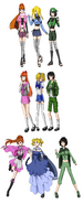 I was bored during a ppg marathon by 1niji girl2-d57oved