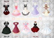 Loli Dresses Summer Collection by Neko Vi