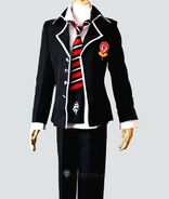 Blue Exorcist Boys Uniform Cosplay Costume