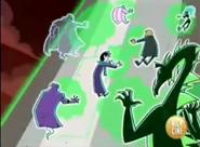 Clockwork cameo in phantom planet