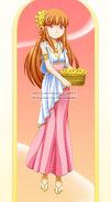 Powerpuff goddess blossom by nzz1-d3l6n4e