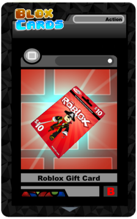 Roblox Gift Card Blox Cards Wikia Fandom Powered By Wikia