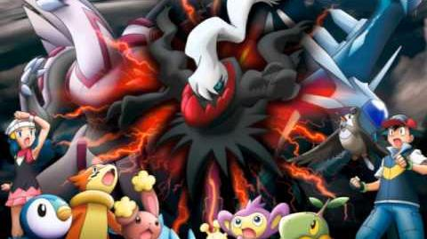 Pokemon Oracion The rise of Darkrai (Leaf Version)