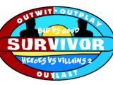 Survivor Roblox: Heroes vs Villains 2