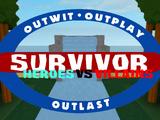 Survivor Roblox: Heroes vs Villains