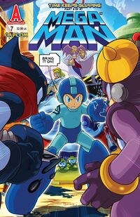 MM 007 Cover