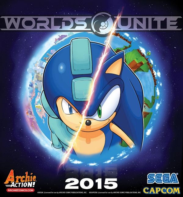 MM Sonic Worlds Unite Promo