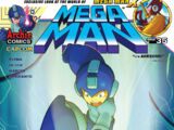 Archie Mega Man Issue 035