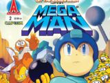 Archie Mega Man Issue 002