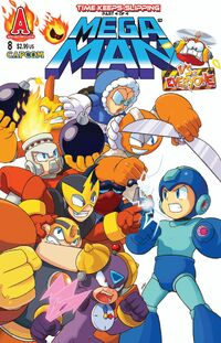 MM 008 Cover