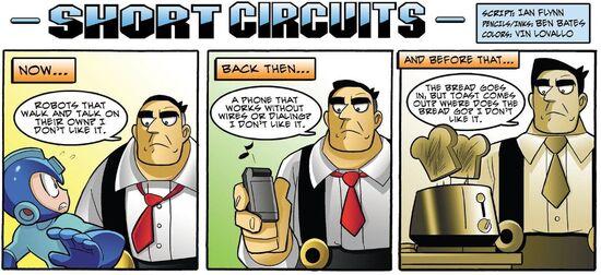 MM 007 Short Circuits