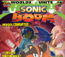 Archie Sonic Boom Issue 008
