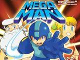 Mega Man Volume 1: Let the Games Begin