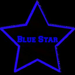 Blue Star Book Logo