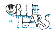 Blue tears logo