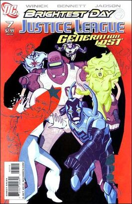 Justice League Generation Lost-7 Cover-1