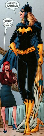 File:Barbara Gordon and Goldstar Batgirl.jpg