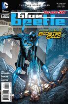 Blue Beetle Vol 3-11 Cover-1