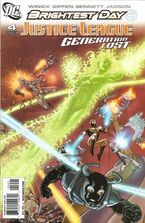 Justice League Generation Lost-4 Cover-2